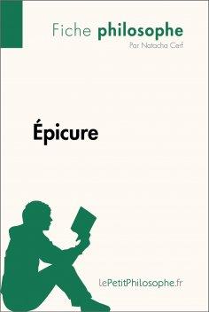 ebook: Épicure (Fiche philosophe)