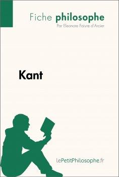 eBook: Kant (Fiche philosophe)