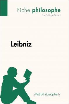 ebook: Leibniz (Fiche philosophe)
