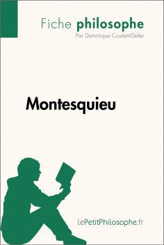 ebook: Montesquieu (Fiche philosophe)