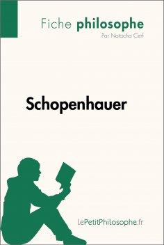 eBook: Schopenhauer (Fiche philosophe)