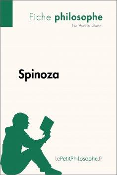 eBook: Spinoza (Fiche philosophe)