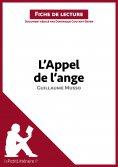 ebook: L'Appel de l'ange de Guillaume Musso (Fiche de lecture)