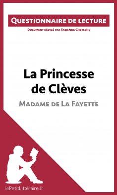 ebook: La Princesse de Clèves de Madame de La Fayette