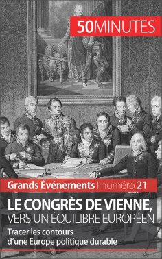 eBook: Le congrès de Vienne, vers un équilibre européen