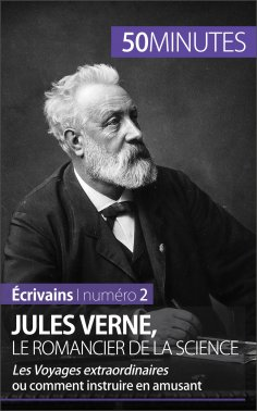 eBook: Jules Verne, le romancier de la science