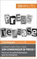 ebook: Comment bien structurer son communiqué de presse ?