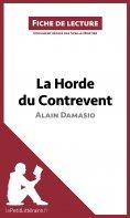 ebook: La Horde du Contrevent d'Alain Damasio (Fiche de lecture)