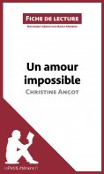 ebook: Un amour impossible de Christine Angot (Fiche de lecture)