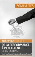 ebook: De la performance à l'excellence de Jim Collins (analyse de livre)