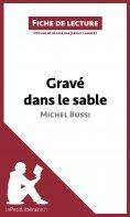 ebook: Gravé dans le sable (fiche de lecture)