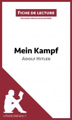 eBook: Mein Kampf d'Adolf Hitler (Fiche de lecture)