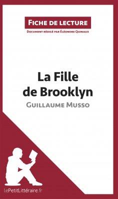eBook: La Fille de Brooklyn de Guillaume Musso (Fiche de lecture)