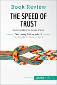 eBook: Book Review: The Speed of Trust by Stephen M.R. Covey