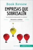 eBook: Empresas que sobresalen de Jim Collins (Análisis de la obra)