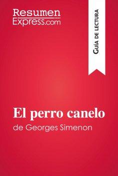eBook: El perro canelo de Georges Simenon (Guía de lectura)