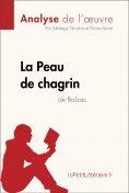 ebook: La Peau de chagrin d'Honoré de Balzac (Analyse de l'oeuvre)