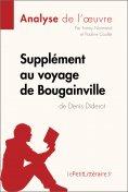 ebook: Supplément au voyage de Bougainville de Denis Diderot (Analyse de l'oeuvre)