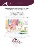 eBook: Langues à la carte - Les enfants d'abord