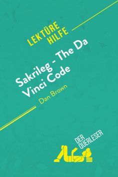 ebook: Sakrileg – The Da Vinci Code von Dan Brown (Lektürehilfe)