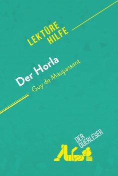 ebook: Der Horla von Guy de Maupassant (Lektürehilfe)