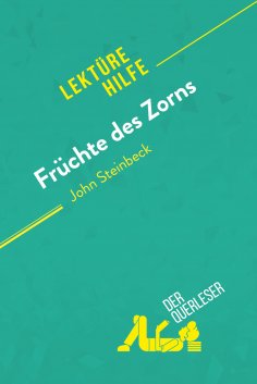ebook: Früchte des Zorns von John Steinbeck (Lektürehilfe)