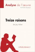 ebook: Treize raisons de Jay Asher (Analyse de l'oeuvre)