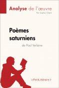 eBook: Poèmes saturniens de Paul Verlaine (Analyse de l'oeuvre)