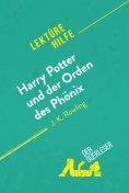 ebook: Harry Potter und der Orden des Phönix von J. K. Rowling (Lektürehilfe)