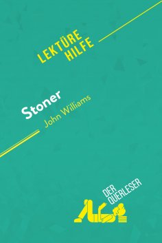 eBook: Stoner von John Williams (Lektürehilfe)