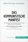 eBook: Das Kommunistische Manifest. Zusammenfassung & Analyse des Werkes von Karl Marx und Friedrich Engels