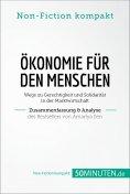 eBook: Ökonomie für den Menschen. Zusammenfassung & Analyse des Bestsellers von Amartya Sen