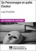eBook: Six Personnages en quête d'auteur de Luigi Pirandello