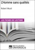 eBook: L'Homme sans qualités de Robert Musil