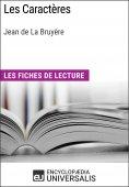 eBook: Les Caractères de Jean de La Bruyère