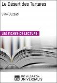 eBook: Le Désert des Tartares de Dino Buzzati
