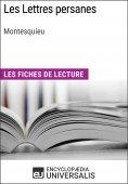 eBook: Les Lettres persanes de Montesquieu