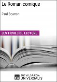 eBook: Le Roman comique de Paul Scarron