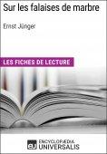 eBook: Sur les falaises de marbre d'Ernst Jünger