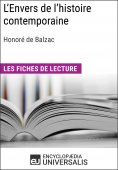 eBook: L'Envers de l'histoire contemporaine d'Honoré de Balzac