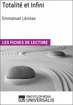 eBook: Totalité et Infini d'Emmanuel Lévinas