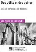 eBook: Des délits et des peines de Cesare Beccaria