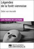 eBook: Légendes de la forêt viennoise d'Ödön von Horváth