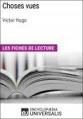 eBook: Choses vues de Victor Hugo