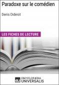 eBook: Paradoxe sur le comédien de Denis Diderot