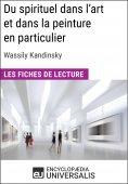 eBook: Du spirituel dans l'art et dans la peinture en particulier de Wassily Kandinsky
