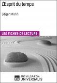 eBook: L'Esprit du temps d'Edgar Morin
