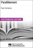 eBook: Parallèlement de Paul Verlaine