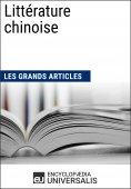 eBook: Littérature chinoise