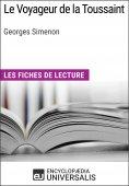 eBook: Le Voyageur de la Toussaint de Georges Simenon